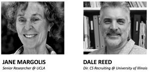 cs4allpr keynote speakers Jane Margolis and Dale Reed